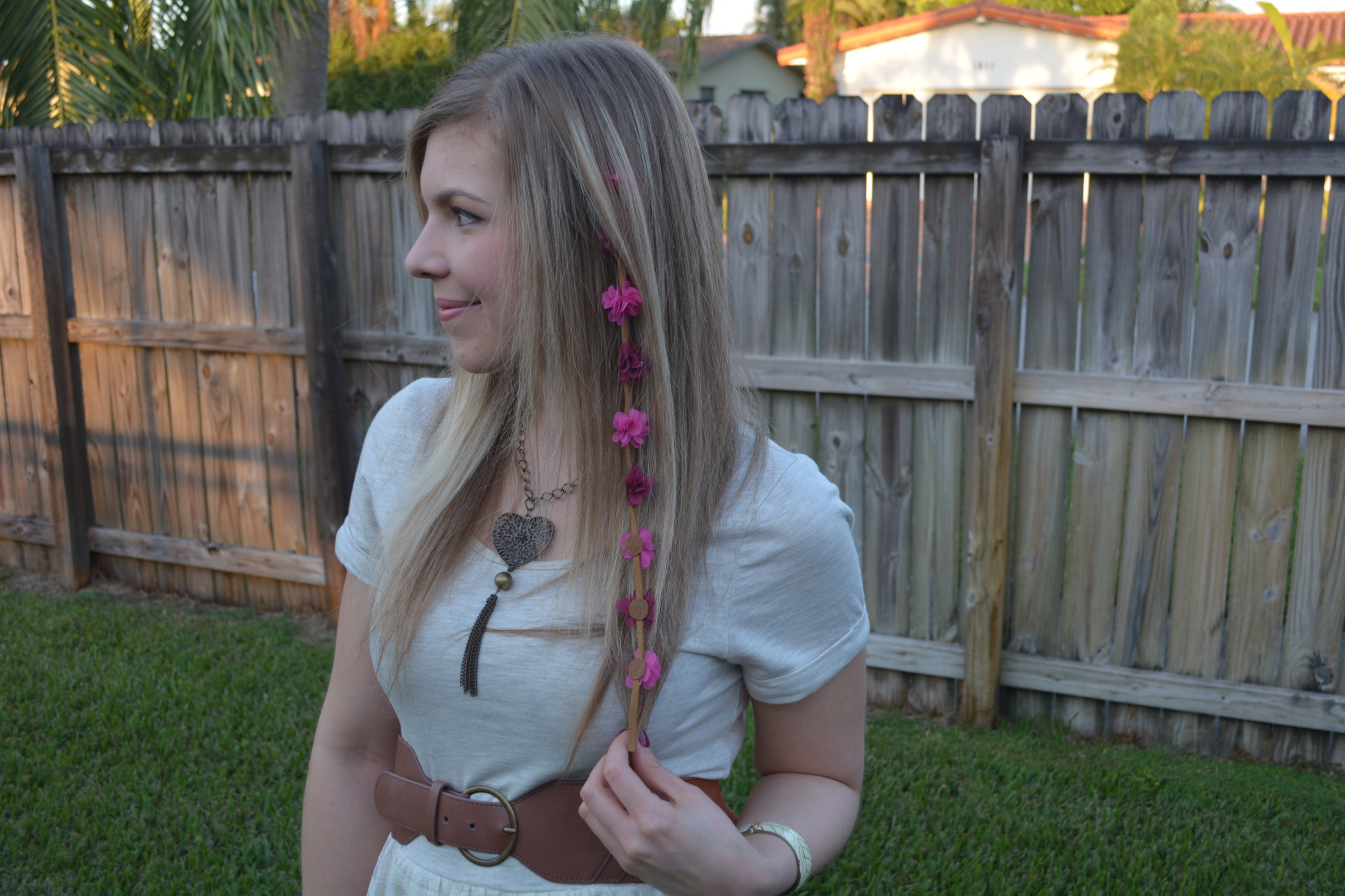 Flower Child Hair