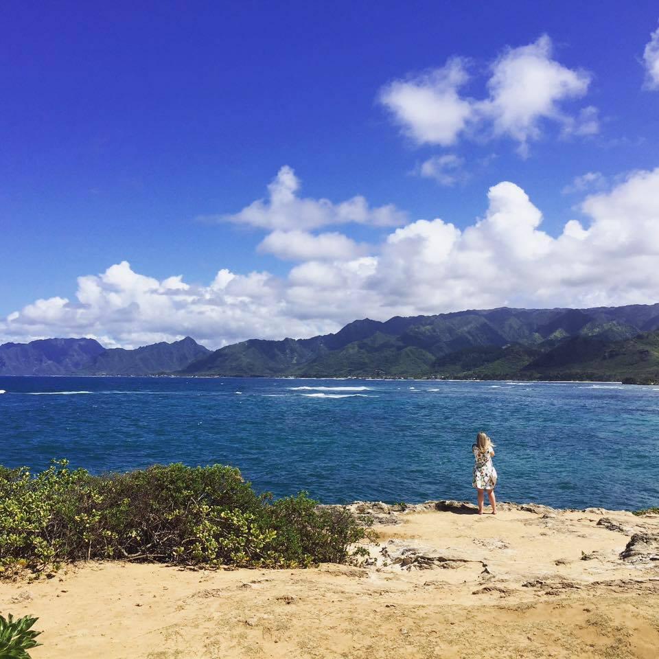 jillian hawaii scape