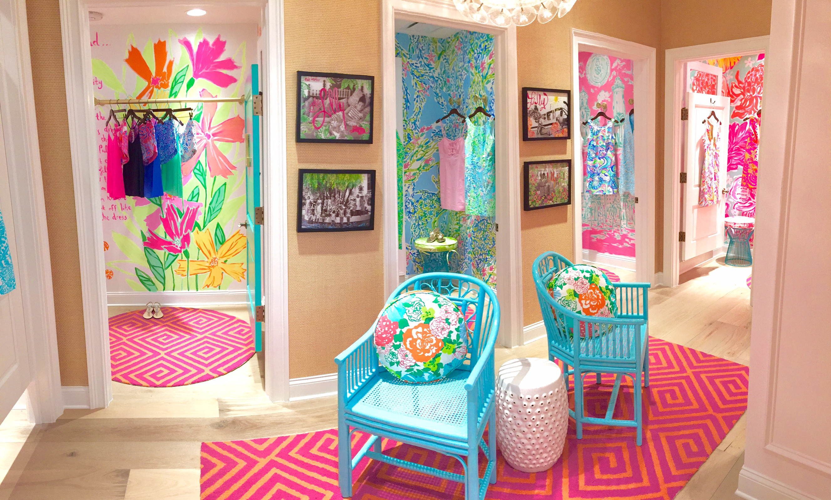Cup Of Charisma Lilly Pulitzer Opens First Miami Boutique