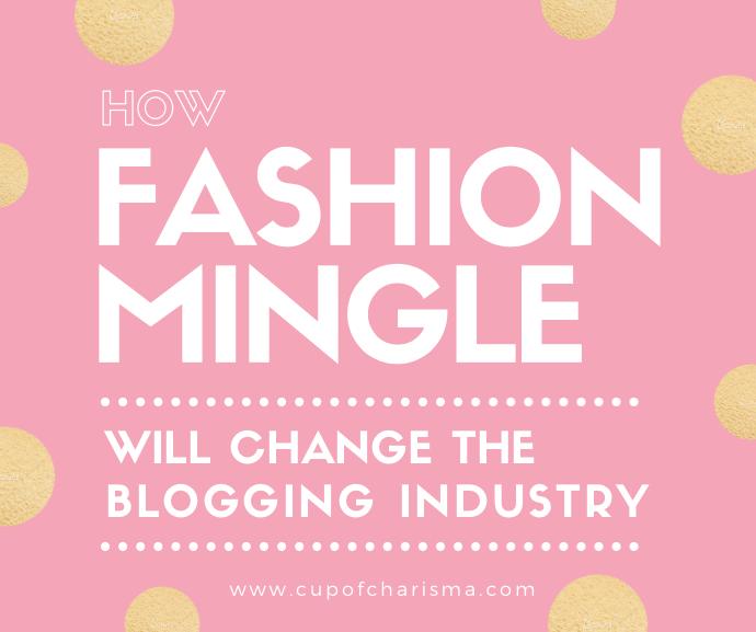Fashion Mingle Website for FAshion Professionals