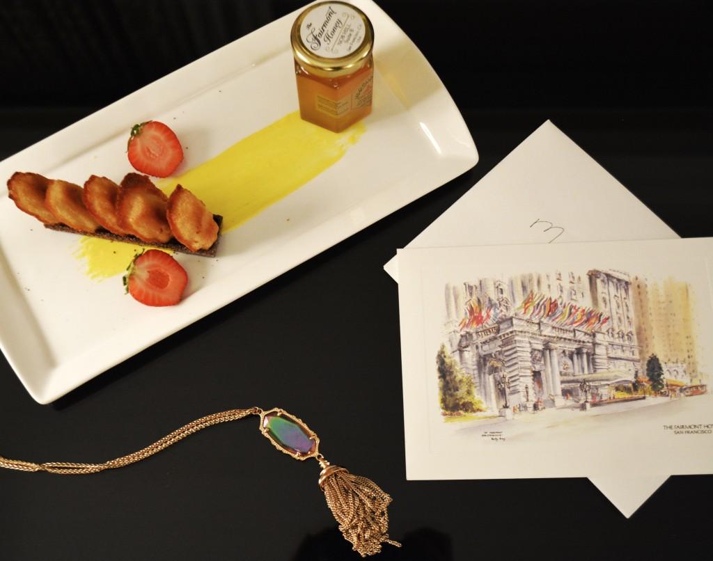 Fairmont Hotel San Francisco Room Service