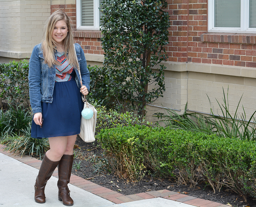 Houston Rodeo Style with Modcloth, Francesca's, Gap and Coach