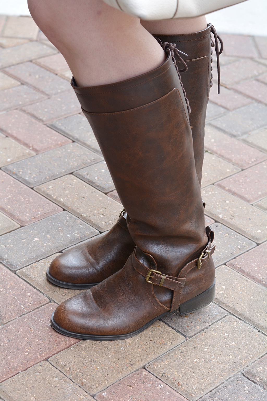 Riding boots from Modcloth -- perfect for the rodeo season!