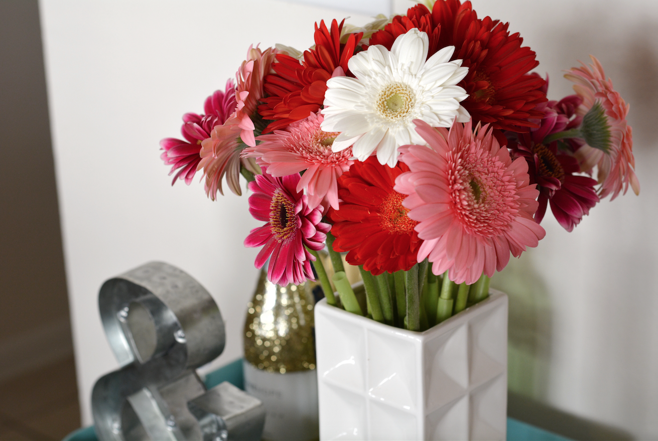 Rose Nerds Flowers Gerbera Daisies