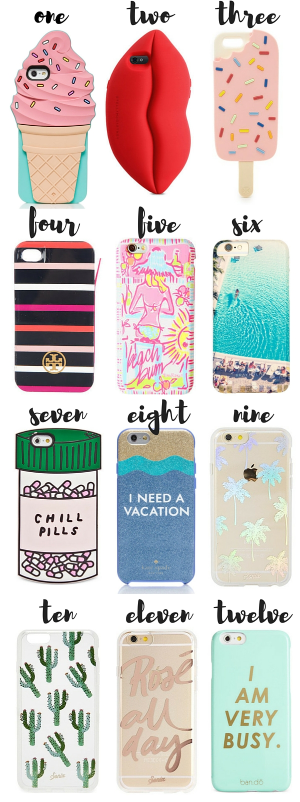 12 Best Summer-Themed iPhone Cases for the Season