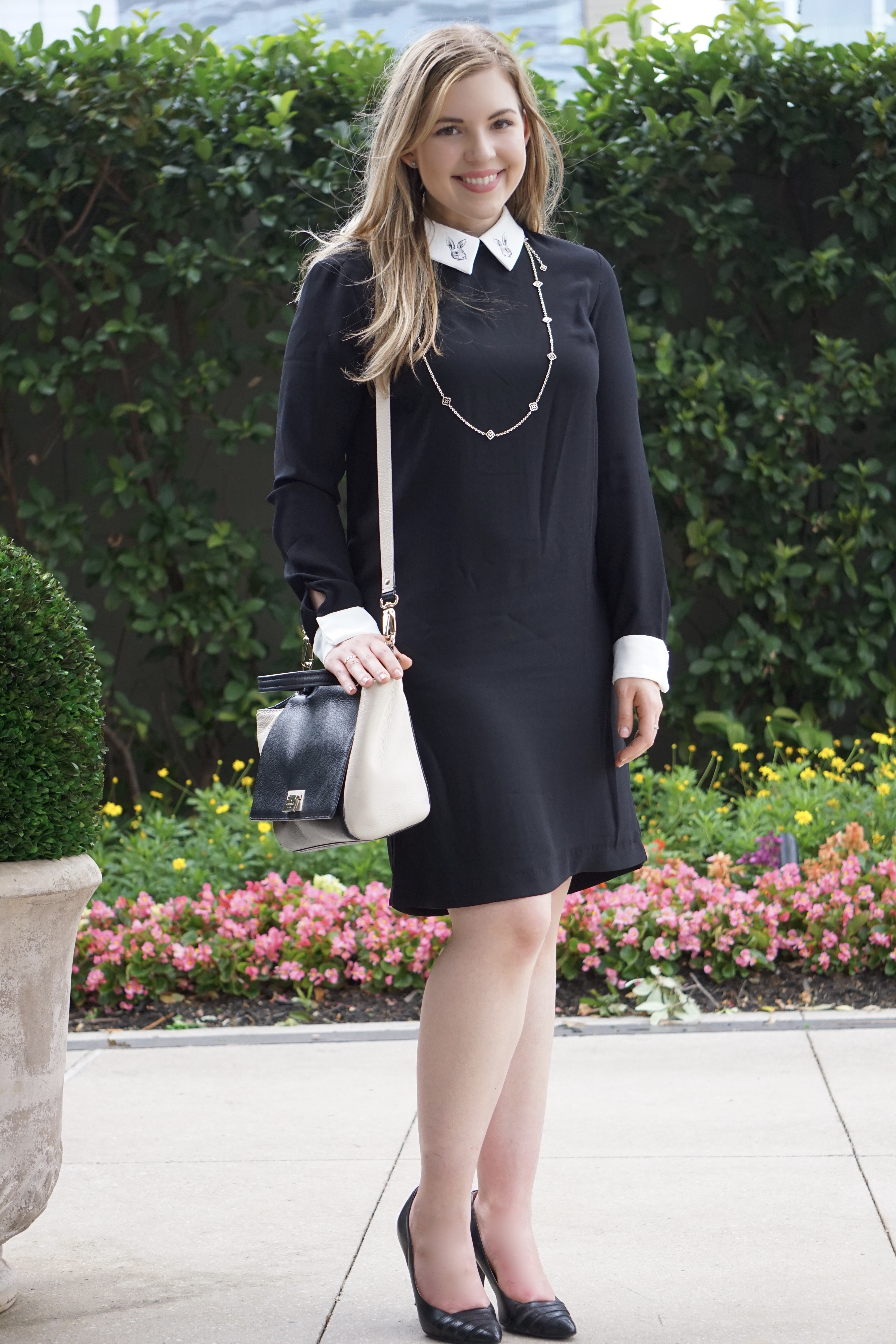 How to Style the Victoria Beckham for Target Collection - Cup of Charisma Houston Lifestyle Blogger 11