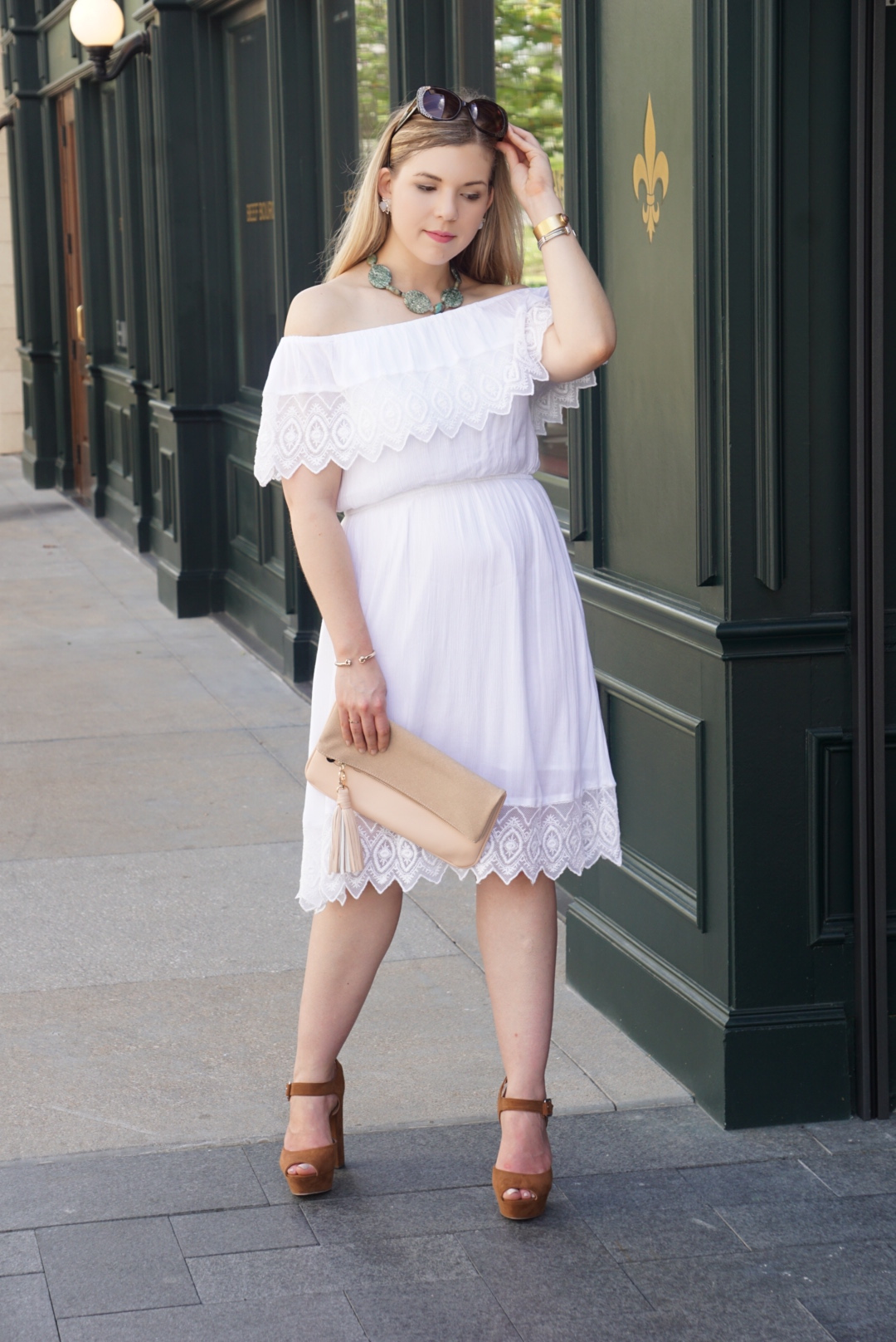 8 Must-Have Off-the-Shoulder Dresses for Spring