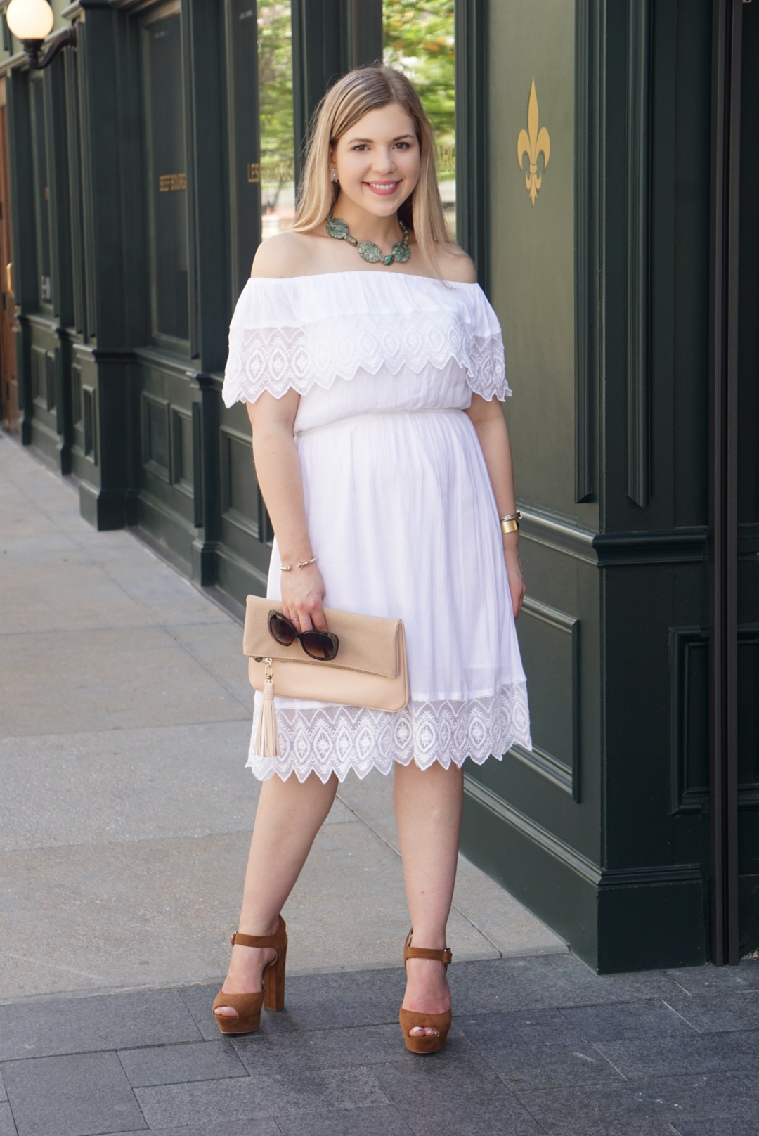 8 Must-Have Off-the-Shoulder Dresses for Spring on Cup of Charisma