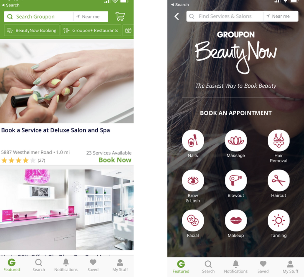 Cup of Charisma - Groupon BeautyNow App - How To One - Cup