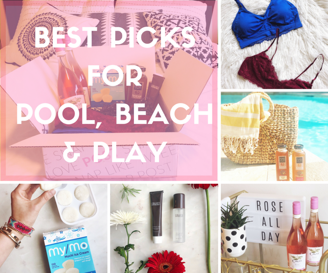 BEST PICKS FOR POOL, BEACH & PLAY - Cup of Charisma