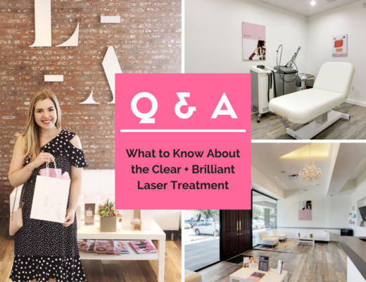Everything You Need to Know About Clear + Brilliant Laser Treatment