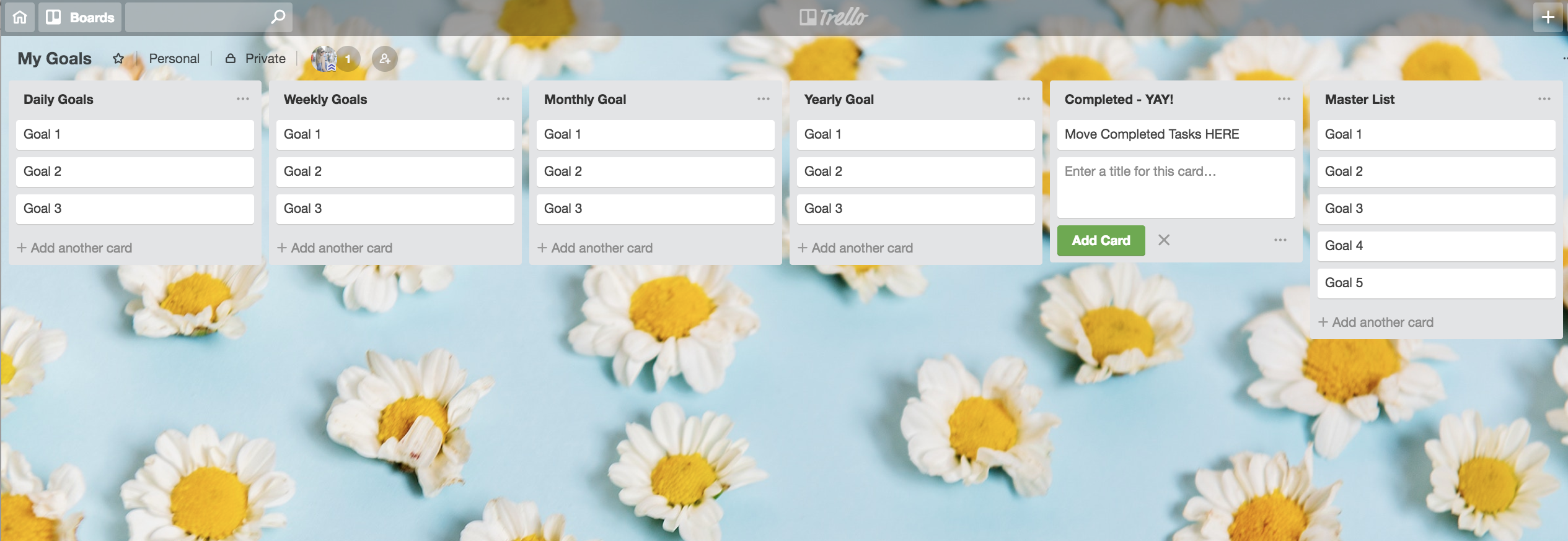 Trello - Best Tools to Get Organized
