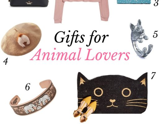 GIFT IDEAS FOR ANIMAL LOVERS