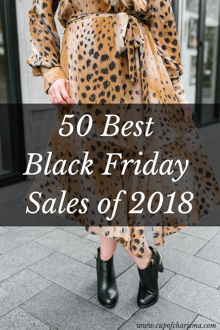 50 Best Black Friday Sales