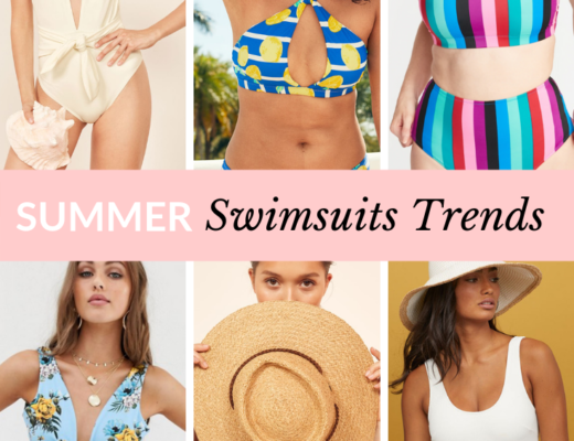The Best Swimsuits Trends for Summer