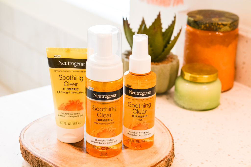 Review: Fighting Inflammation With Neutrogena Soothing Clear